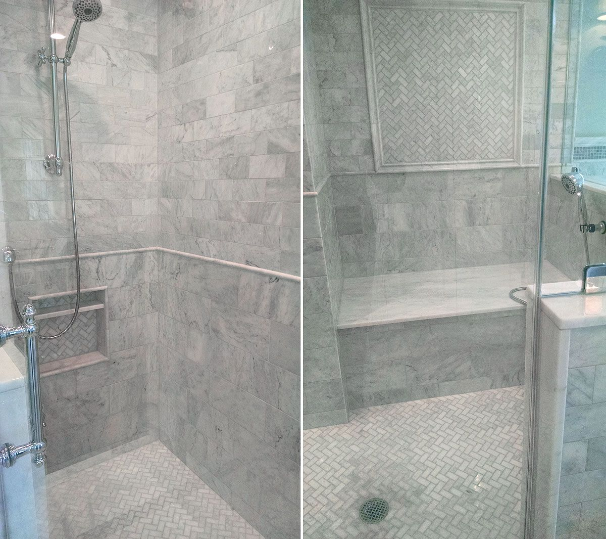 Grigio msi quartz denver shower doors amp denver granite countertops - Carraratiles Com Is Your One Stop Shop For All Things Carrera Marble Our Warehouse