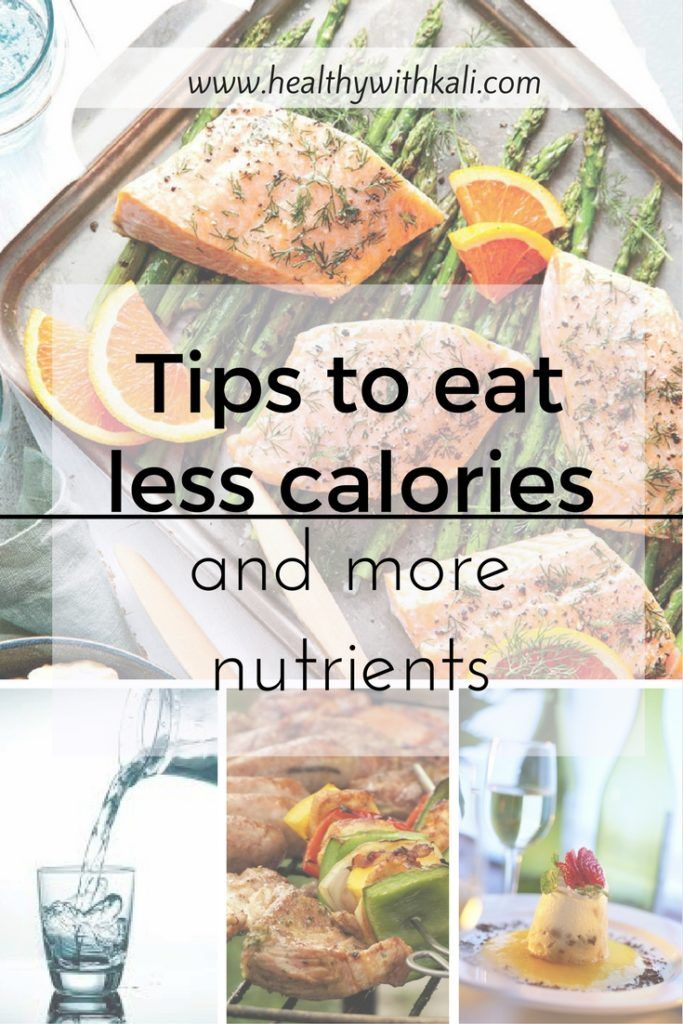 does eating less calories help you lose weight
