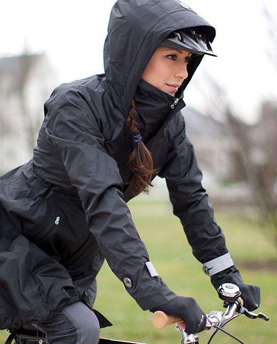 Lululemon Ride On Rain Jacket Bike Wear Rain Jacket Jackets