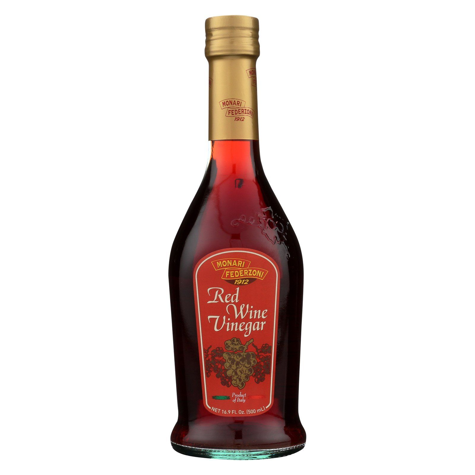 Monari Federzoni Red Wine Vinegar Case Of 616 9 Fl Oz Be Sure To Check Out This Awesome Product This Is An Affiliat Red Wine Vinegar Red Wine Wine Case