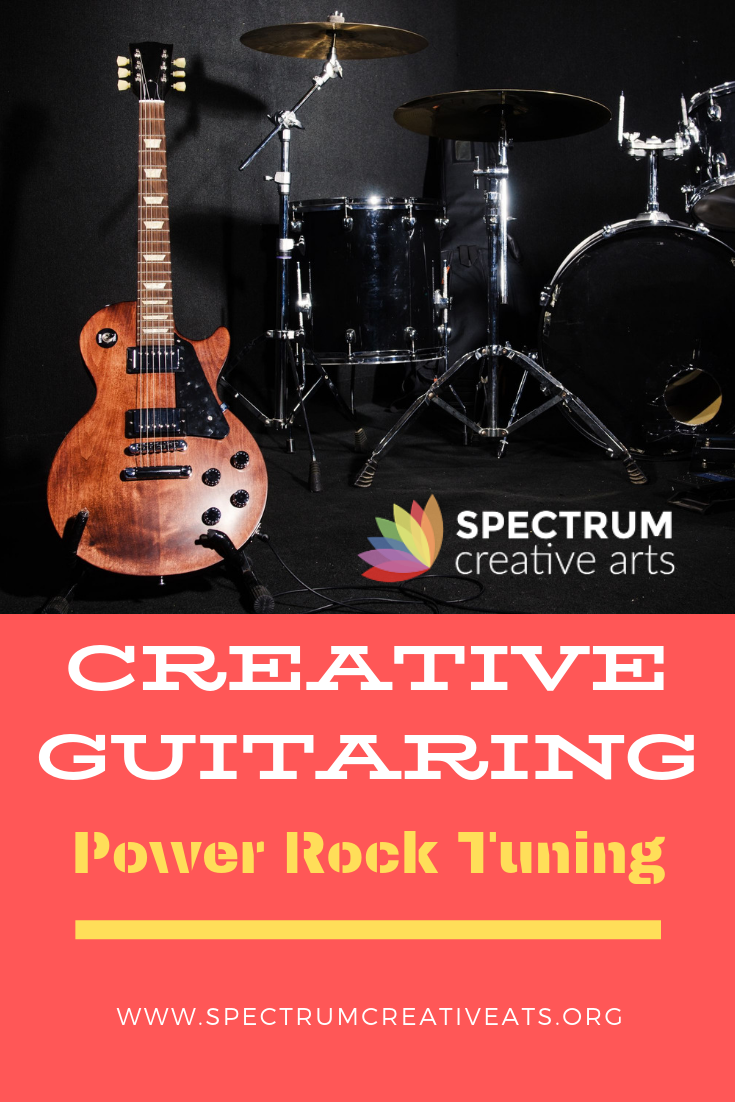 Creative Guitaring Power Rock Tuning Music Therapist Music Therapy Music Education