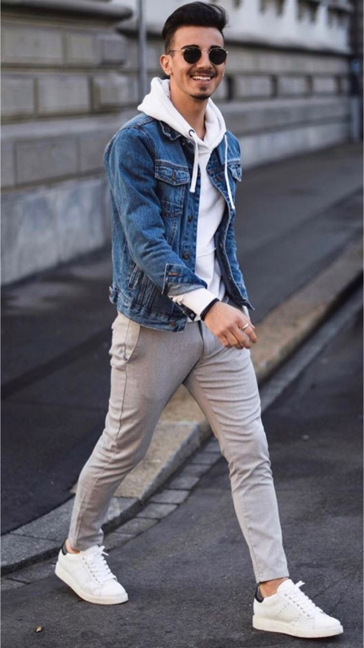 Pin on Men's Street Style