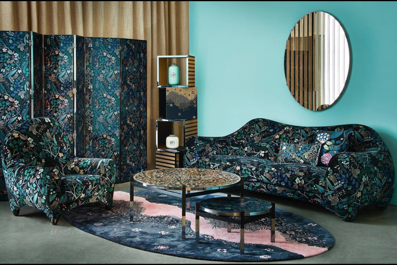 Roche Bobois Paris 7 introducing 'bois paradis' – our third collaboration with