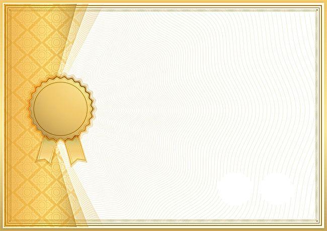 certificado de seguridad de fondo amarillo  amarillo  en