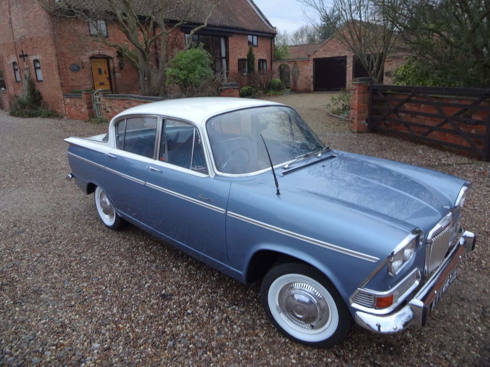Http Www Ebay Co Uk Itm 1964 Humber Sceptre 192067260402 Hash Item2cb819cff2 G Ypaaaosw2xryas0l Classic Cars Classic Trucks Classic Cars British