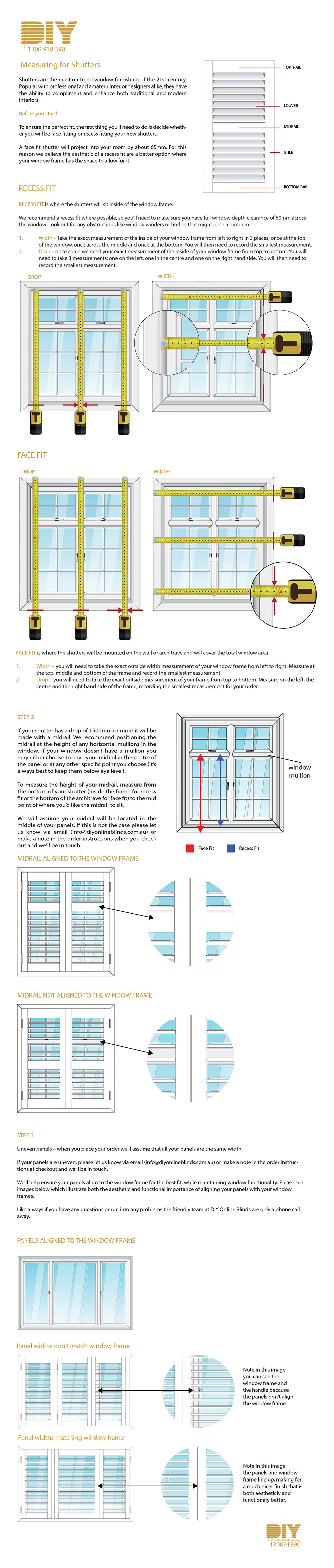 How to Do It Yourself Blinds online, Installation, Blinds