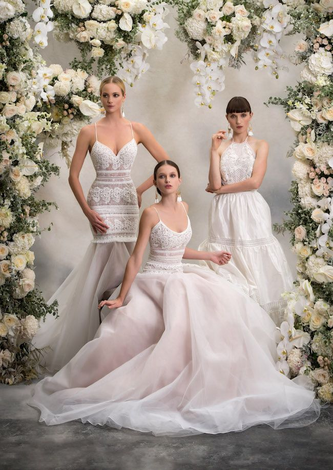 Beautiful + Unique: Anna Georgina Wedding Dresses | Wedding dress ...