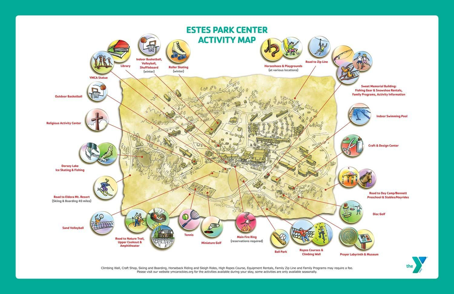 Activities - YMCA of the Rockies - Estes Park, CO ... on ymca snow mountain ranch map, ymca driving park, shadow of us and canada map, ymca estes park co, ymca pool number, ymca resort colorado, montana rockies map, ymca atlanta map, ymca rockies dorms, ymca in the rockies, ymca of the ozarks map, ymca open house event,
