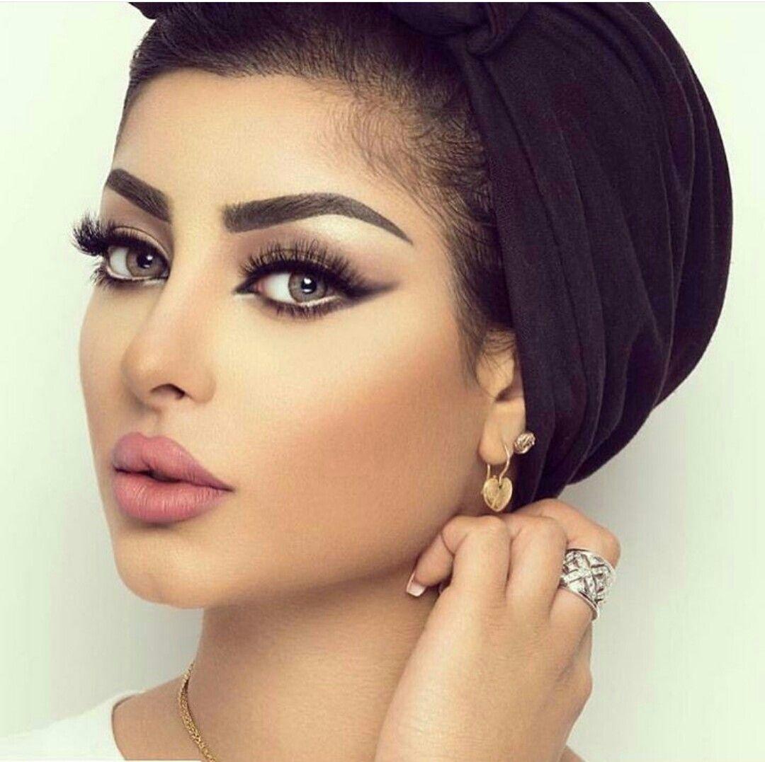 Pin By Yuli Martinez On Girl Arabic Hairstyles Fashion Makeup Beautiful Makeup