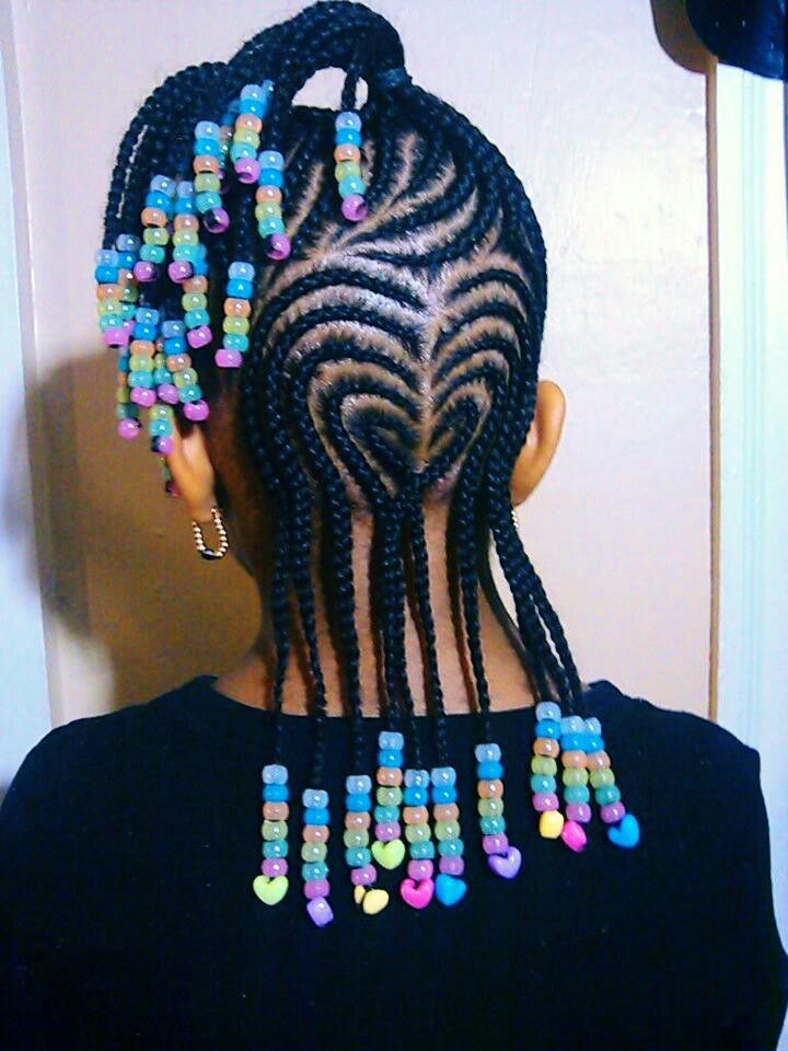 Little Girl Hairstyles Braids Protective Hairstyle