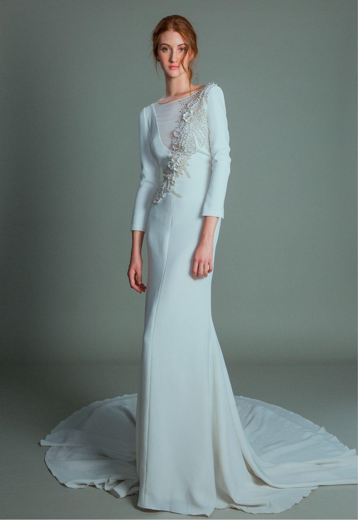 Vestido de novia de Ivan Campaña colección 2017 modelo Bondad en Eva ...