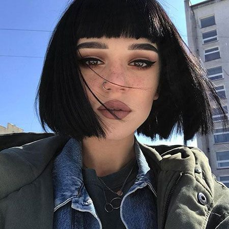 20 Cute Hairstyles For Girls With Short Hair With Images Hair Looks Girl Short Hair Hair Styles