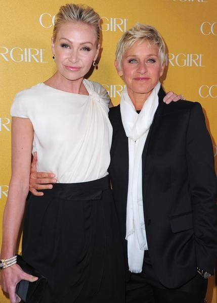 Ellen DeGeneres  DeGeneres began working with CoverGirl in September 2008 -- and at 54, she seems to be getting even more beautiful.