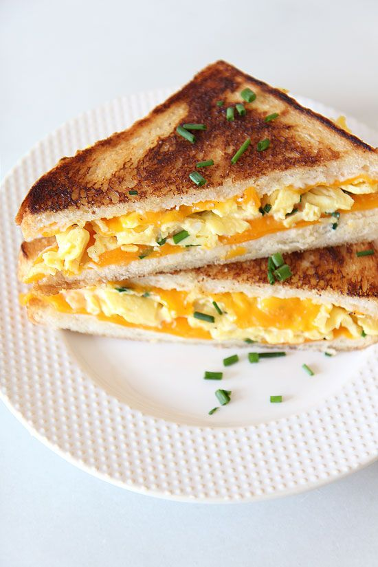 Breakfast Grilled Cheese images