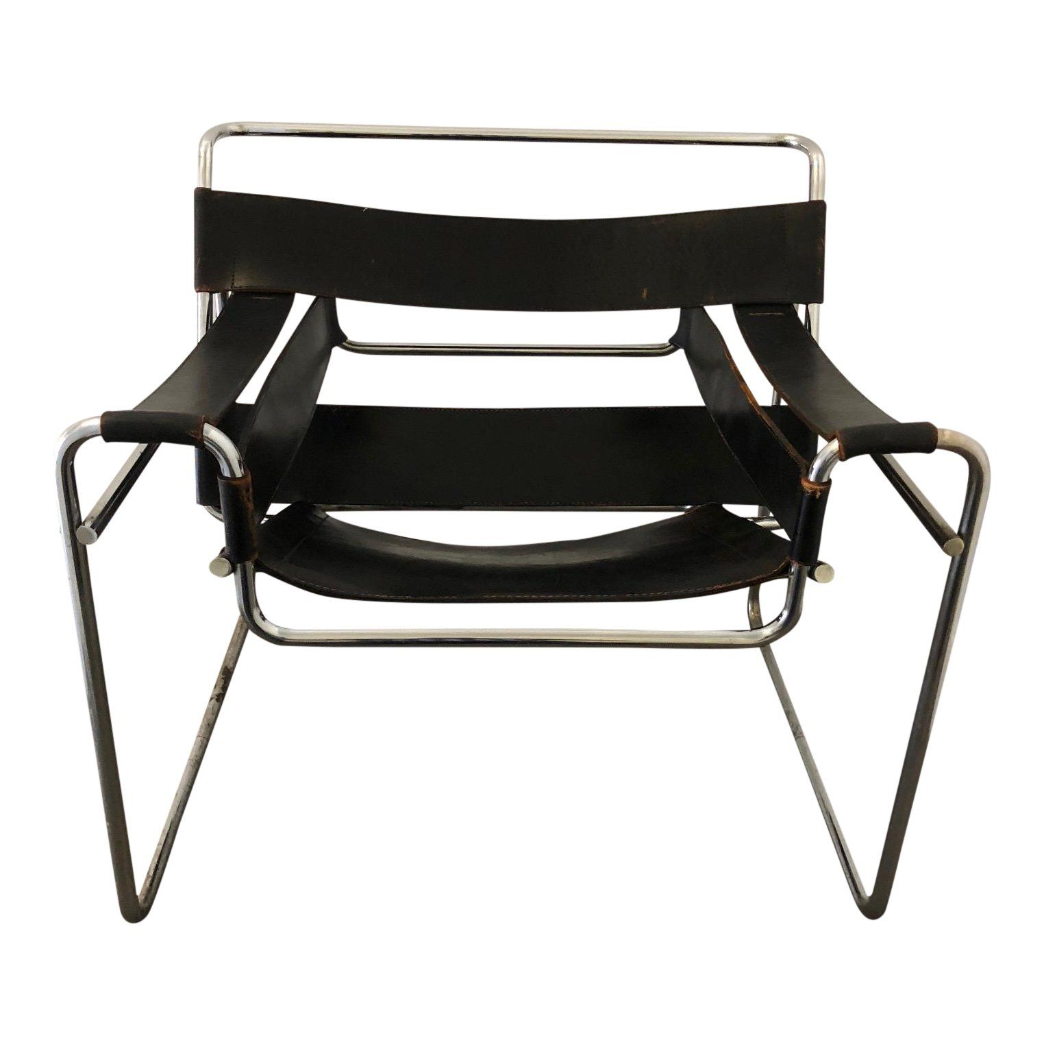 Vintage Wassily Lounge Chair For Sale Chair Leather Chaise Lounge Chair Club Chairs