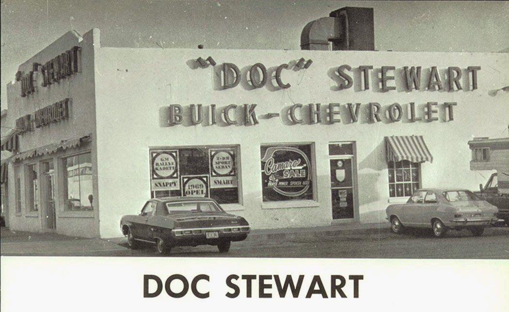 Annualmobiles Doc Stewart Bucik Chevrolet Chevrolet Chevrolet