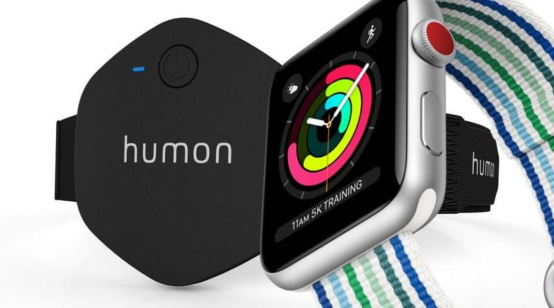 Humon launches Apple Watch app for its muscle oxygen