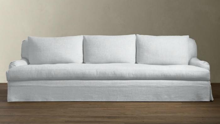 restoration hardware sofa slipcover pabburi