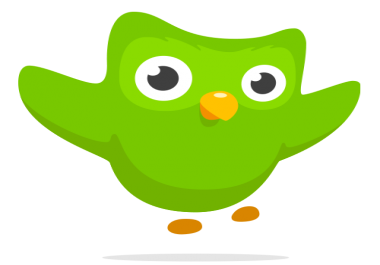 Duolingo is an online software and application that helps users learn a new language. It has support for multiple languages gamifying the learning process fun with Lingots, Streaks, bots, friendly competition (via points/daily goals) and other featur