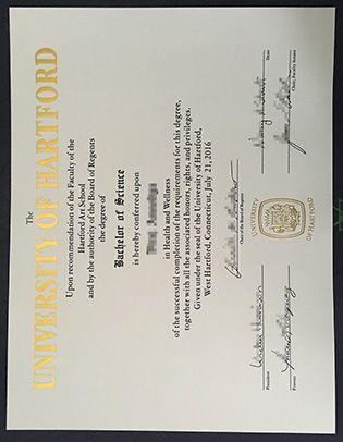 i am looking for a fake degree from university of hartford in us degree certificate