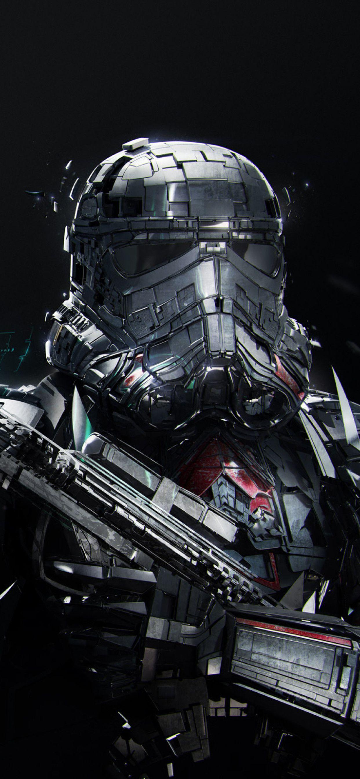 Star Wars Stormtrooper In 1242x2688 Resolution in 2020