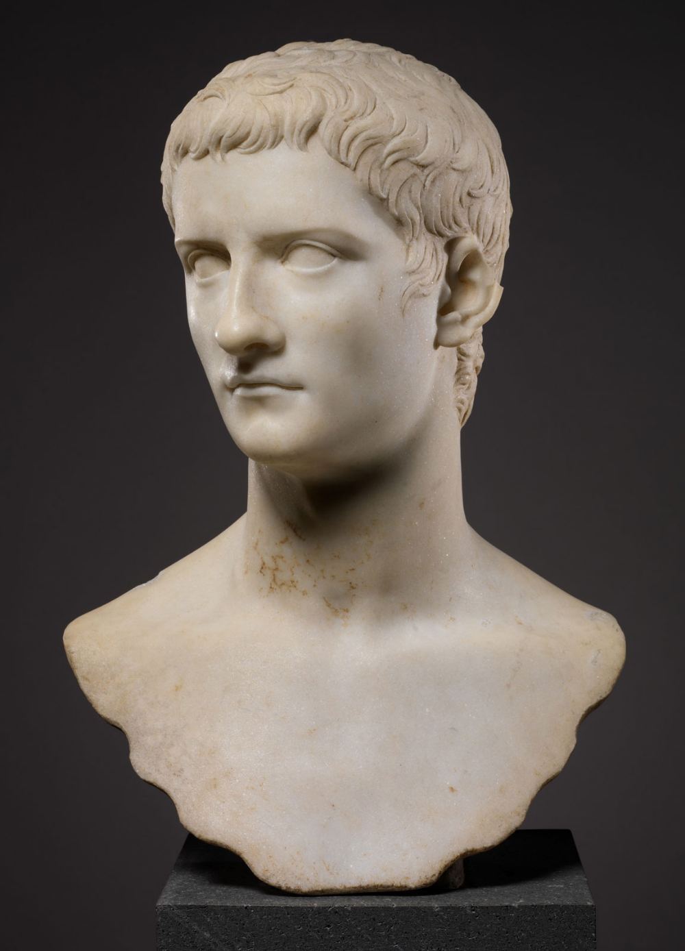 Caligula Biography Facts Roman Sculpture Roman Art Roman Busts