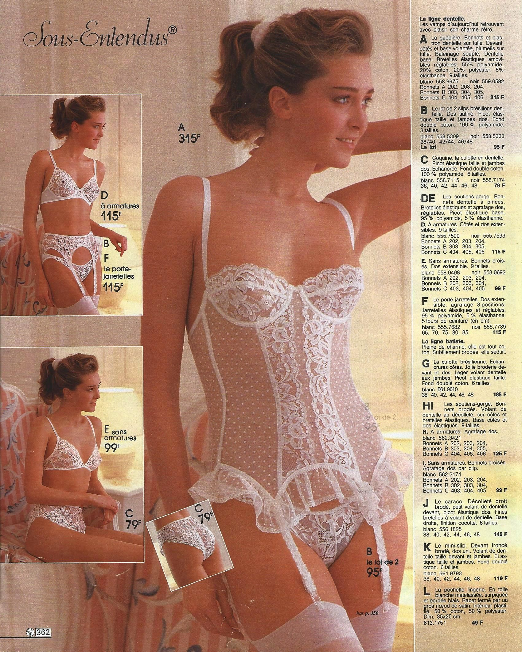pimpandhostcom-net imgve s~~~~l http://pimpandhost.com/image/50200771-original.html | See-through bras |  Pinterest | Originals, Lingerie and Vintage lingerie