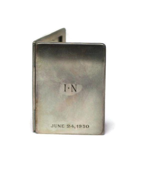Tiffany & Co picture frame travel frame by JitterbugGems on Etsy ...