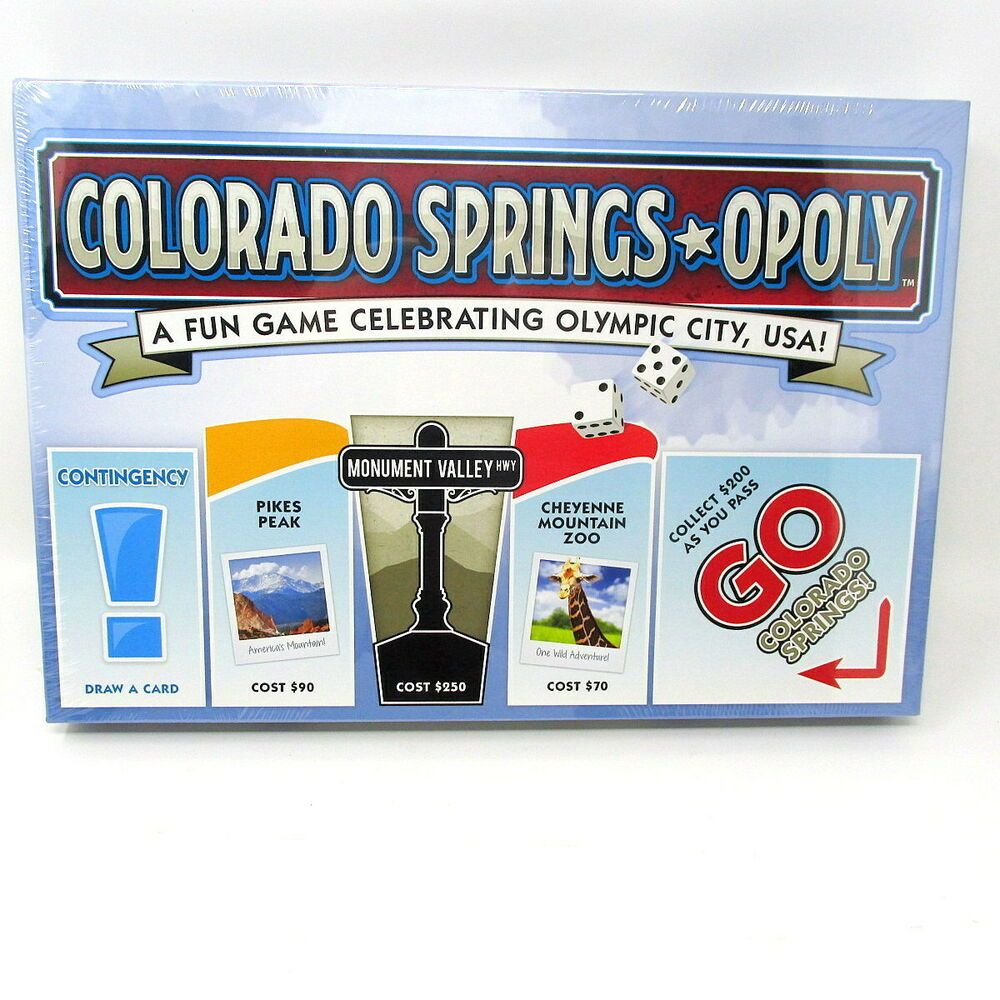 Pin By Penny Clampitt On Monopoly Monopoly Pikes Peak Colorado Usa