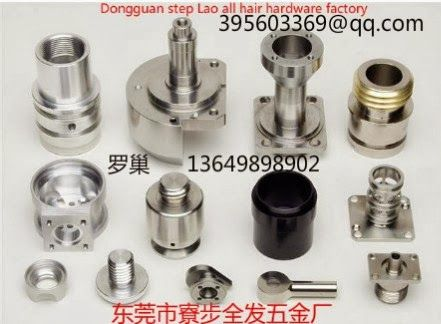 CNC Machining  Parts: CNC Machined Part, RoHS-compliant, Ideal for Sport... Dongguan step Lao all hair hardware factory http://www.aliexpress.com/store/418459 We can do business from Paypal. welcome to contact me,can small orders 1: You can contact me ,if you have similar parts , need machining. 2: I will quote to you as soon as possible  ,if you provide drawings or sample from email      MSN:   luochaoaaa@hotmail.com       QQEmail:    395603369@qq.com