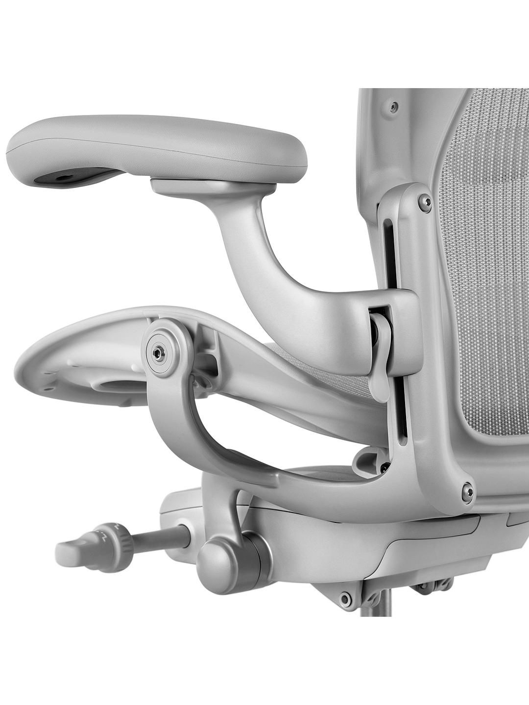 Herman Miller Aeron Office Chair, Mineral in 2020 Office