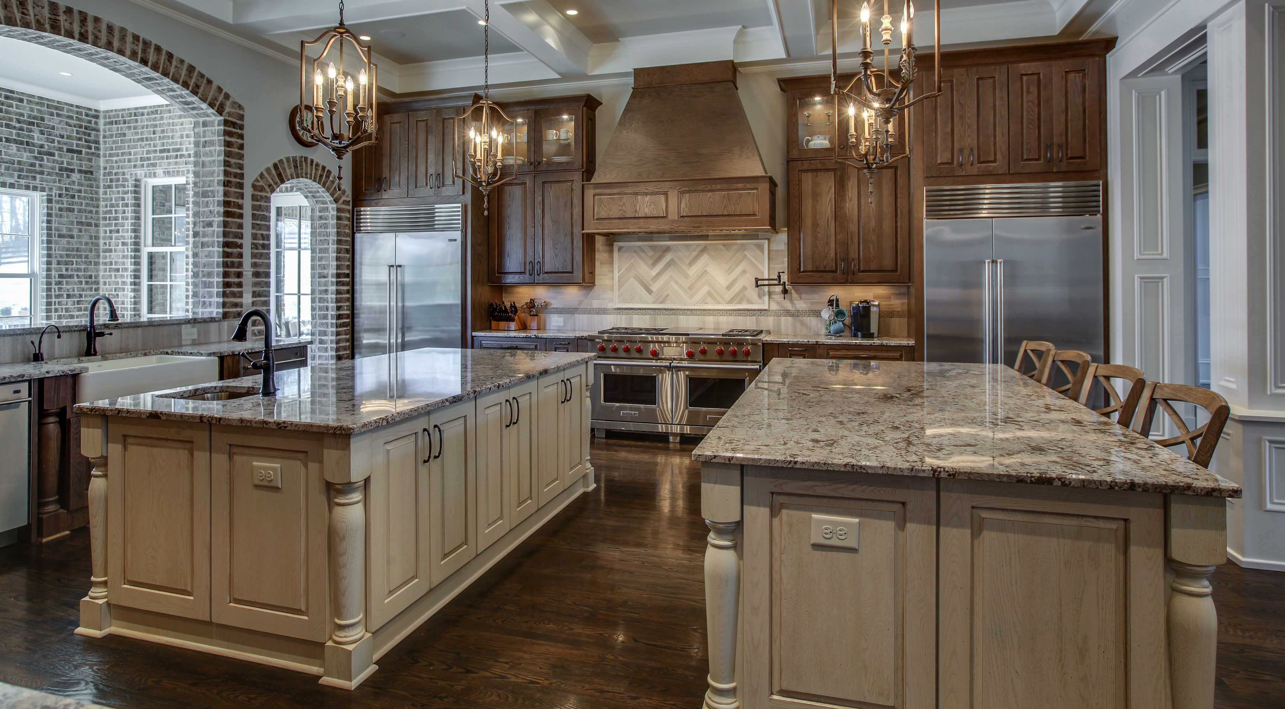 Best Finishes Kitchen Design Semi Custom Cabinets Kitchen 400 x 300