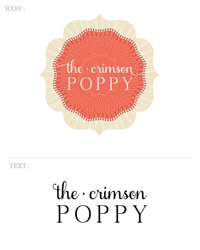 Logo Design for @Matt Nickles Valk Chuah crimson poppy