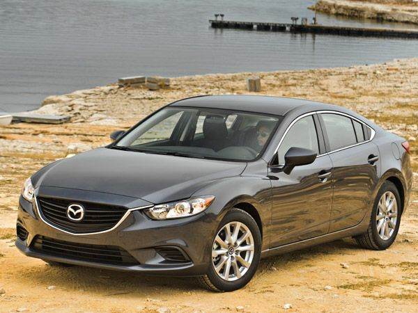10 Hot Cars For Your Summer Road Trip | Mazda6, Sports Sedan And Hot Cars