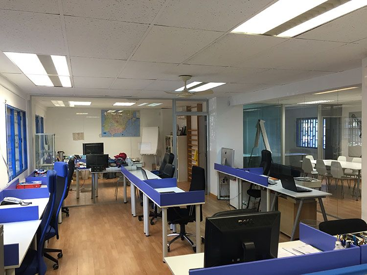 SPINOFFICE- Zona Chamartin #coworking #Madrid