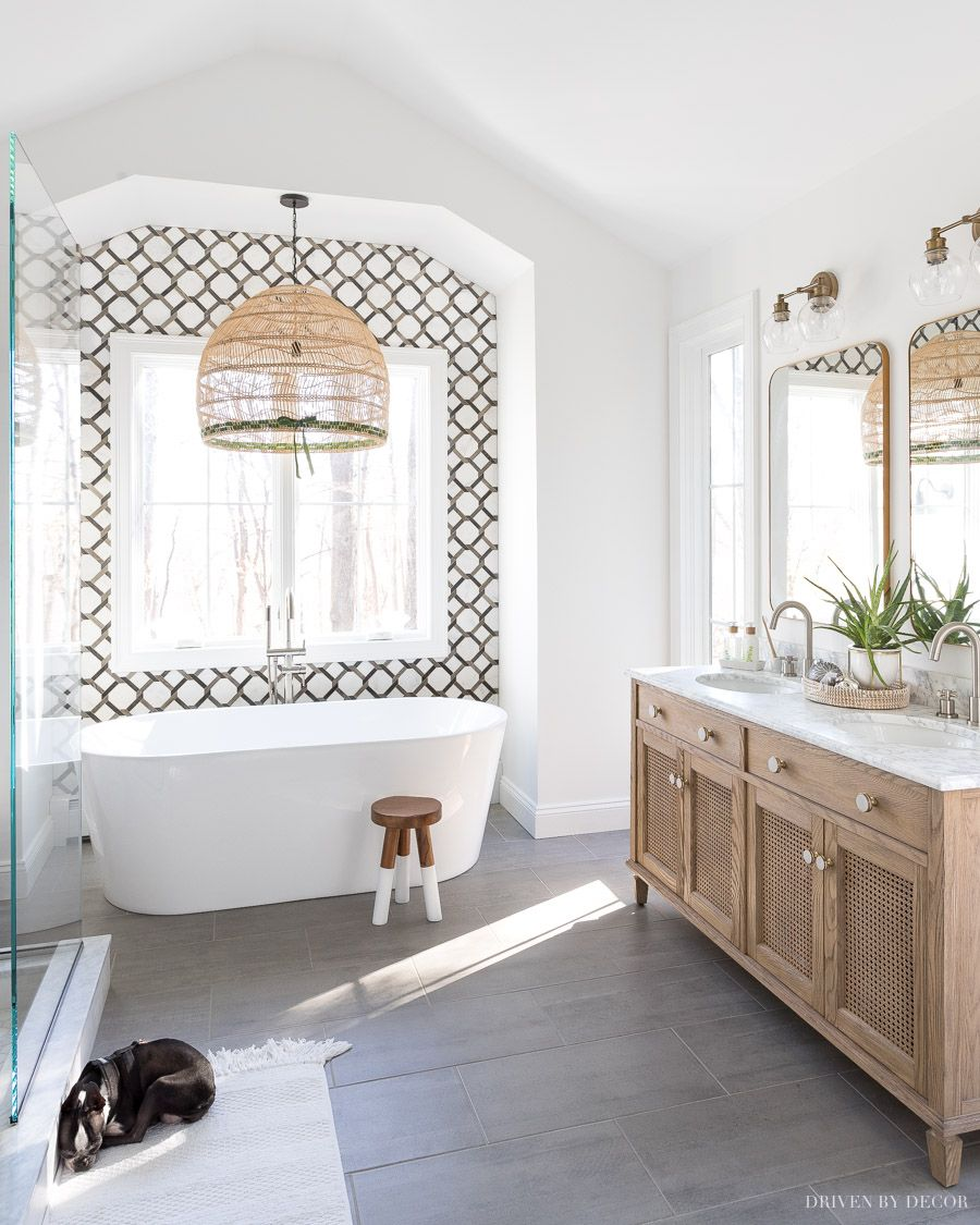 5 Decorating Project Ideas For 2021 The Sales To Snag Now So You Re Ready To Knock Them Out Driven By Decor Bathroom Remodel Master Driven By Decor Master Bathroom