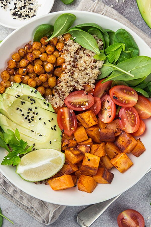 Eating Guide to a More Plant-Based Diet