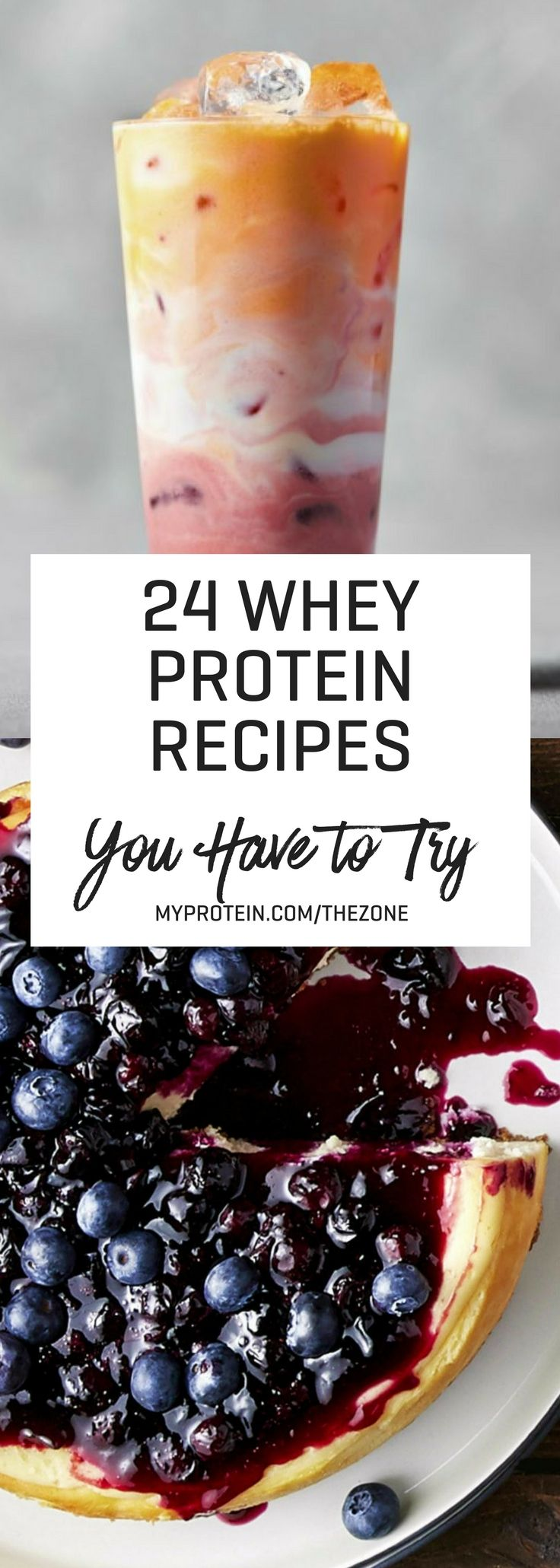 24 Delicious Whey Protein Recipes Absolutely Worth Trying #wheyproteinrecipes