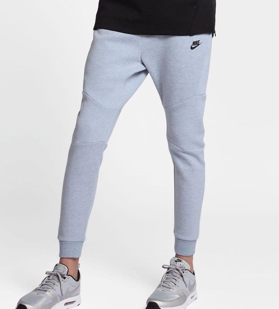 f6dba4e9186e3 Nike Sportswear Tech Fleece Pants 805162-023 Glacier Grey Brand New Men Sz  XL  Nike  Pants
