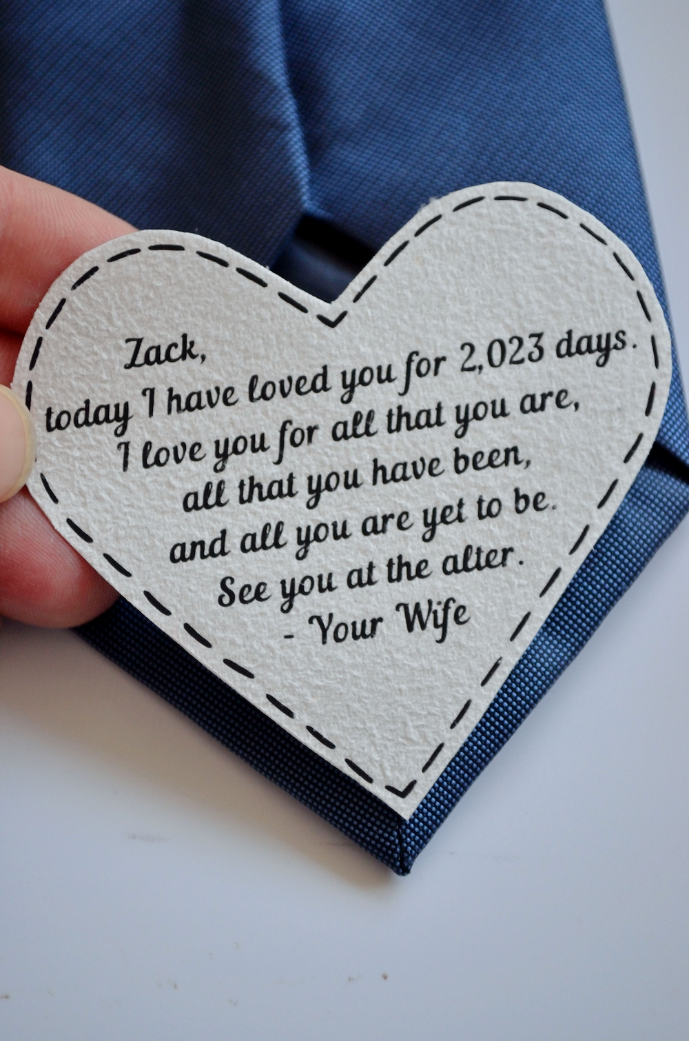 Wife to husband gifts Etsy in 2020 Wedding gift to