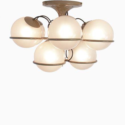 2042/9 Deckenlampe von Gino Sarfatti für Arteluce Jetzt bestellen - lampen fürs badezimmer
