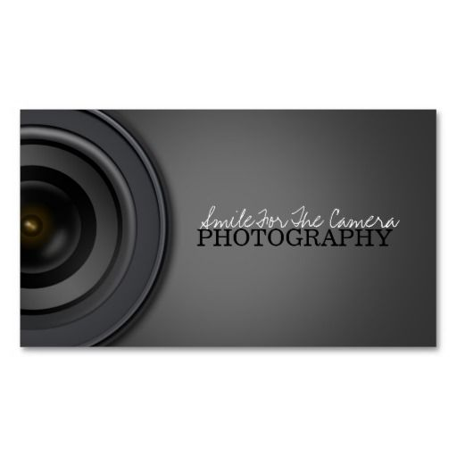 Photography business card templates photographer business cards photography business card templates wajeb Images