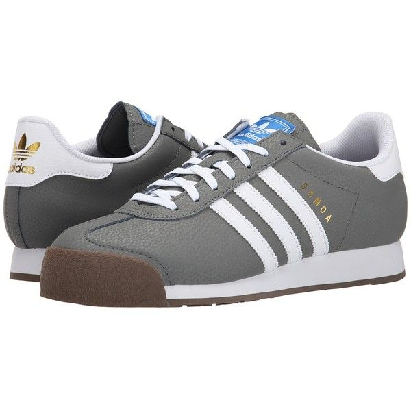 sale retailer 72b26 bf8f3 adidas Originals Samoa Classic Shoes ( 65) ❤ liked on Polyvore featuring  shoes, 80s fashion, laced shoes, laced up shoes, woven shoes and 1980s shoes