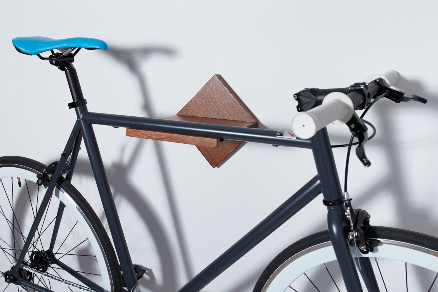 Simple Wall Mounted Bike Rack Bike Shelf Modern Minimalist Bike