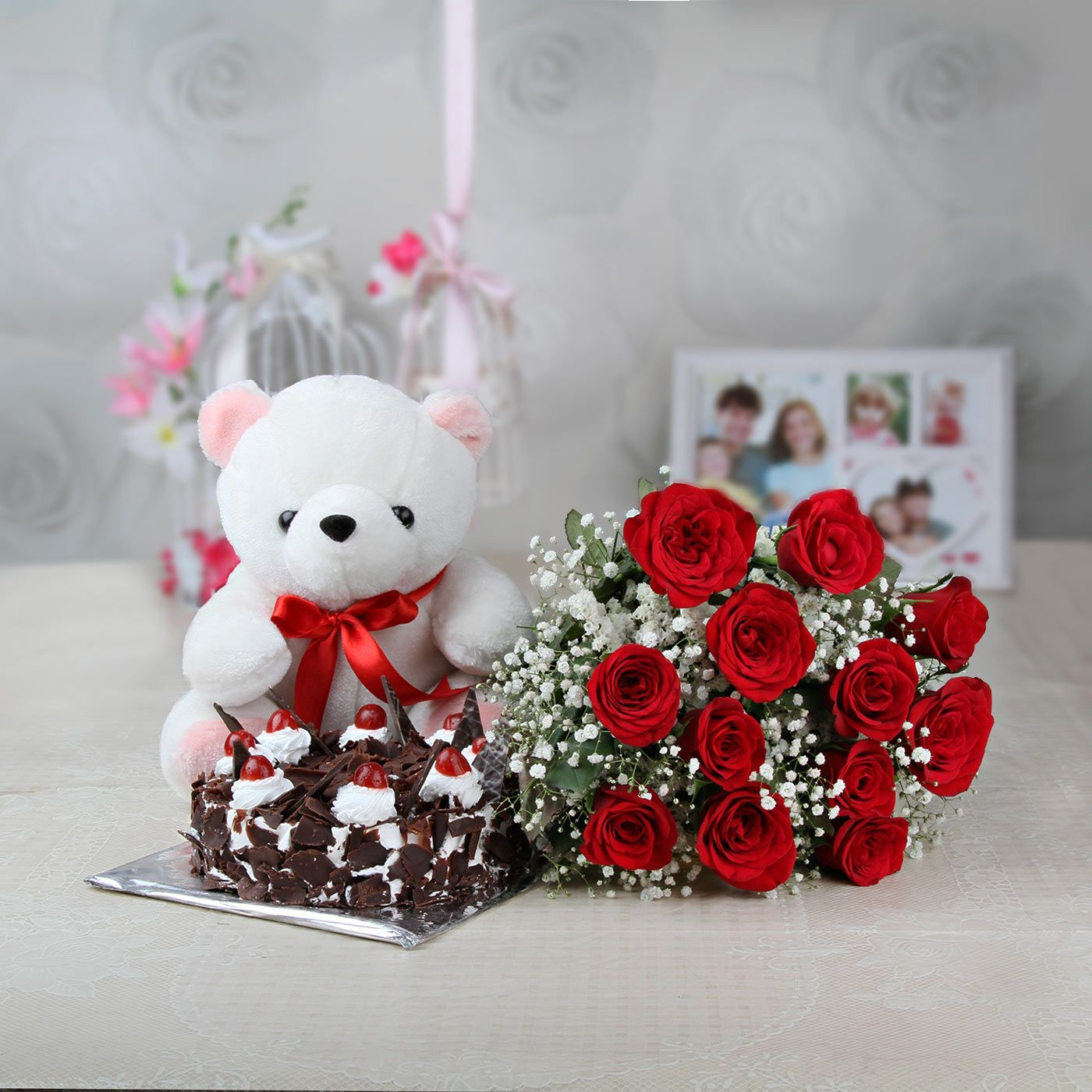 teddy bear cake price