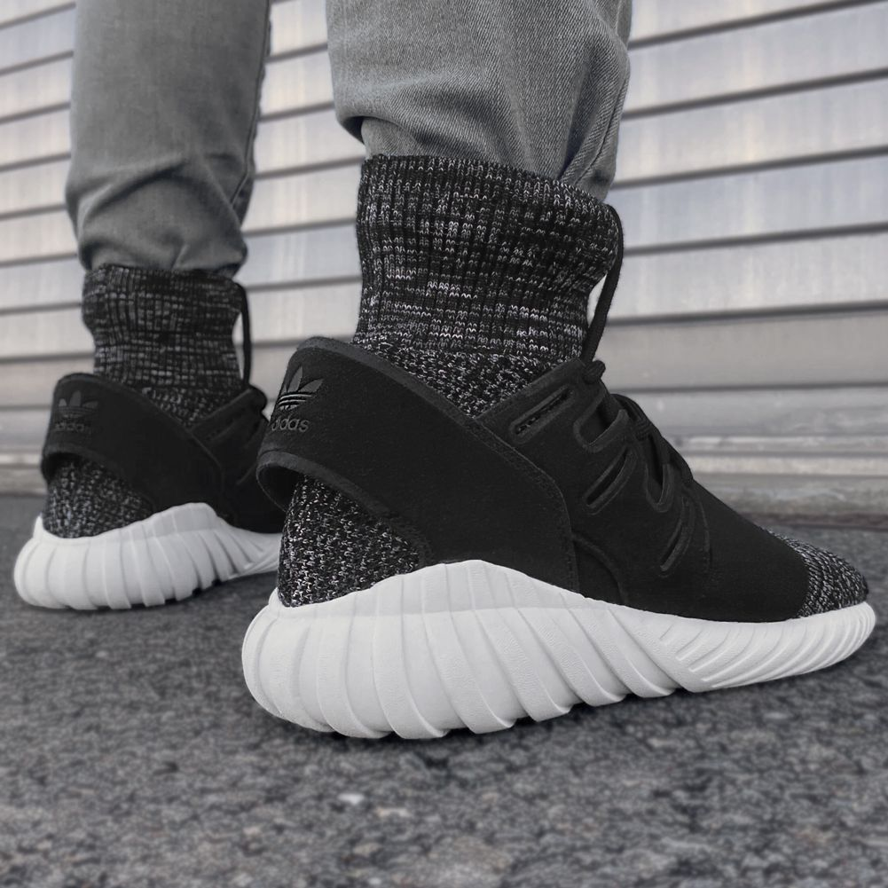 adidas fußballschuhe socks anziehen