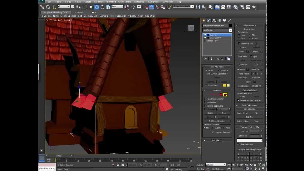 Soulbound [Unity3D|3dsMax|Photoshop] - WIP - hand painted textures