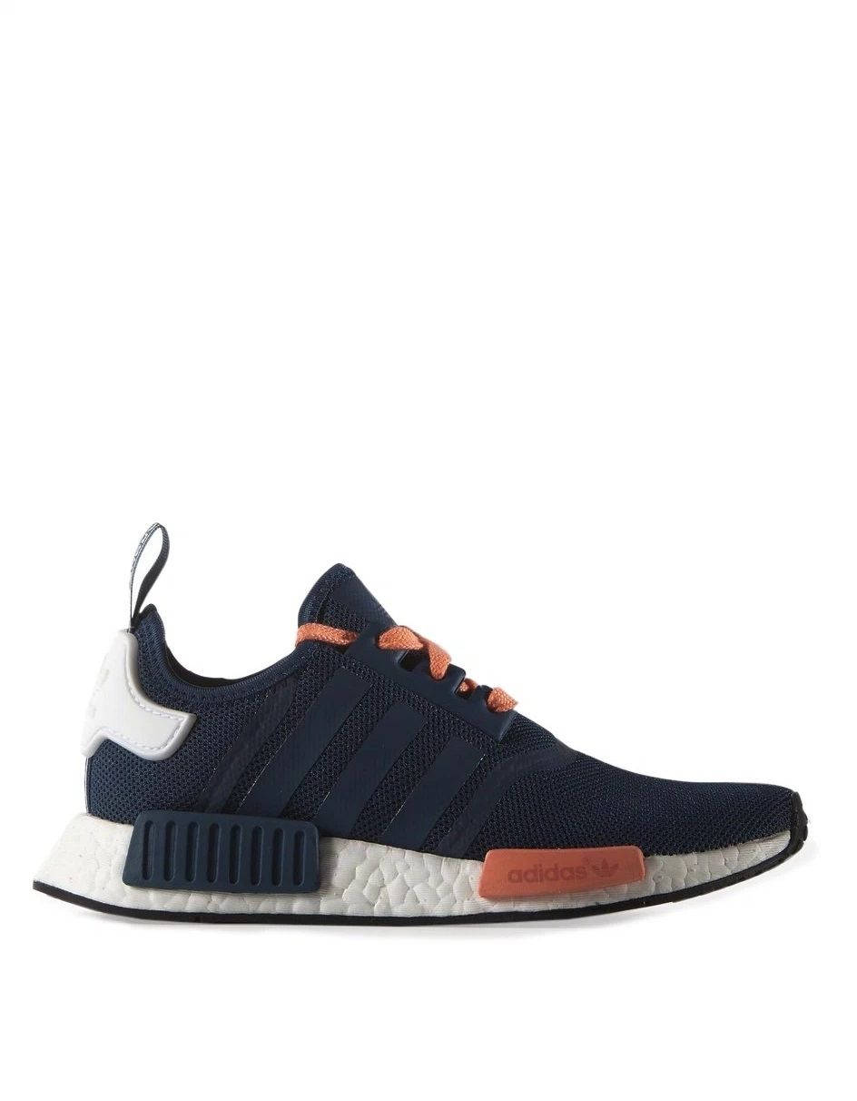 adidas Originals NMD: Navy/Red/White