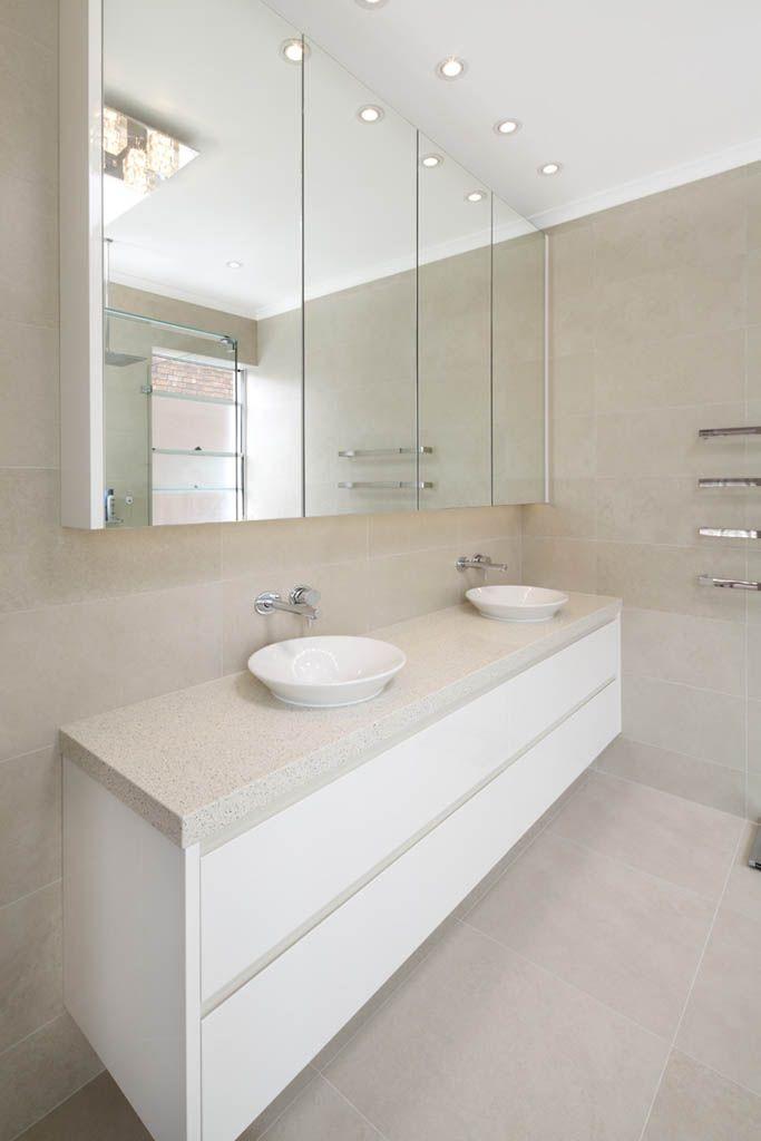 Taps & Sinks are similar to Tradelinks. Caesarstone Bathroom ...
