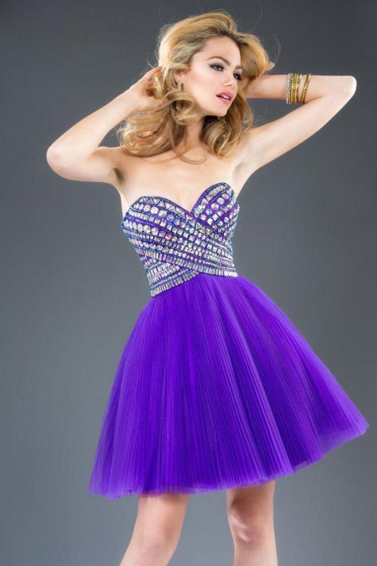 2014 Homecoming Dresses | short | Pinterest | Tytöt,Iltapuvut ja ...
